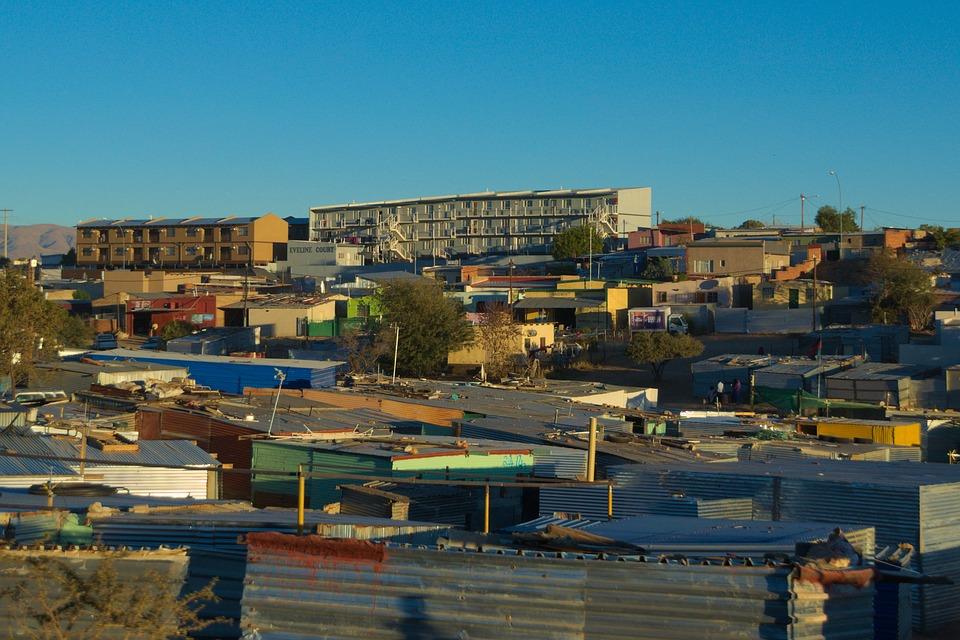 цены на недвижимость в намибии