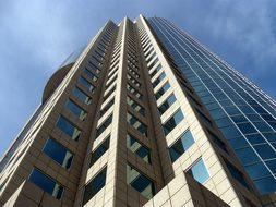 Winnipeg Canada Building Skyscraper Archit