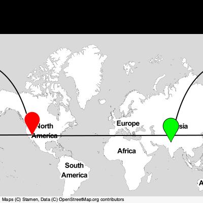 Lacné letenky Gurugram (DEL) - Raj 2021